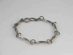 Image of Bones Link Bracelet for Men