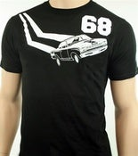 Image of 1968 Road Runner Stripe T-Shirt