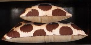 "Image of Ikat Pillow 18"" x 30"""
