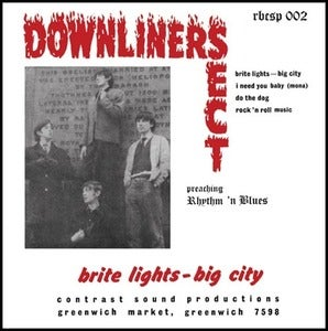 Image of Downliners Sect - Brite Lights EP
