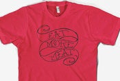 Image of Eat More Meat - Red or Gray - Mens &amp; Womens