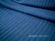 Image of Final Fantasy 8 VIII Rinoa Heartilly Blue Sweater Knit Fabric Cosplay
