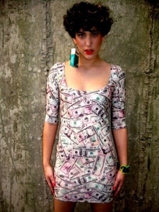 "Image of THE ""GOOD MONEY"" DRESS"