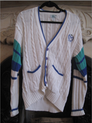 Image of Vintage Lacoste Tennis Sweater
