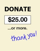 Image of Donate Now - 25.00
