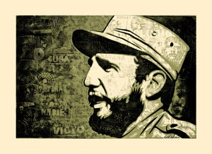 Image of Fidel (Green)