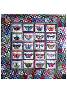 Image of The Butterfly Collection quilt pattern