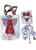 Image of Angel Sewing Set pattern
