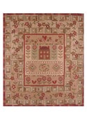 Image of Pond House BOM complete pattern set