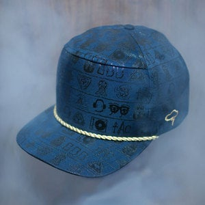 Image of The DIRTYGLYPHICS Snap Back was $55- now $25-