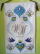 Image of Personalized Wedding Banner
