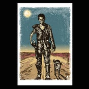 Image of MAD MAX By BEN BROWN