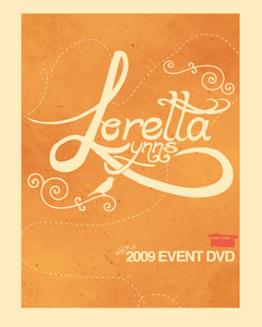 Image of 2009 Loretta Lynn's Event DVD