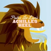 Image of Pedro The Lion: Achilles Heel CD