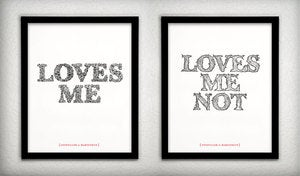 Image of Loves Me/Loves Me Not