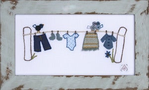 Image of Little Blue Clothesline