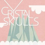 "Image of Crystal Skulls, ""Blocked Numbers"" CD"