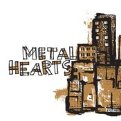 Image of Metal Hearts, &quot;Socialize&quot; CD