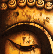 Image of Buddha's Eyes diptych - Art Prints