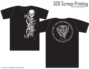 Image of Ikkurruz Skull shirt