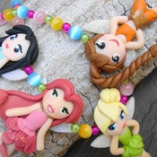 Image of Tink & Fairies Necklace