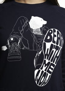 Image of Sweater Bear with me now (women)