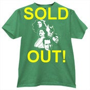 "Image of ""Famous Faces"" Green - SOLD OUT"