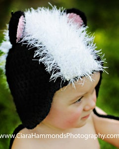 Easy Ear Flap Hat Knitting Pattern | Momogus Knits | instant PDF