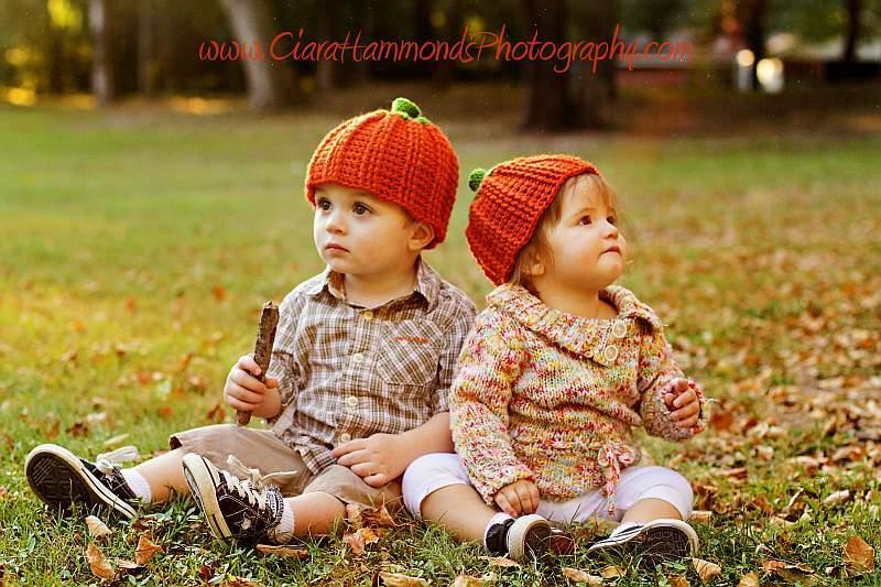 Crochet Jolie: Free Pattern! Pumpkin Headband