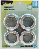Image of Brushed Silver Grommets