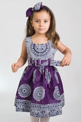 Image of Mini Empire Line Dress