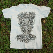 Image of Gray Tree tee