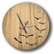 Image of Flock Wall Clock