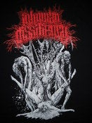 Image of INHUMAN DISSILIENCY T SHIRT 1ST PRINT