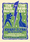 "Image of Johnny Flynn ""Prize Fighter and Heiress"" tour"