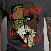 Image of Monster Face T-shirt