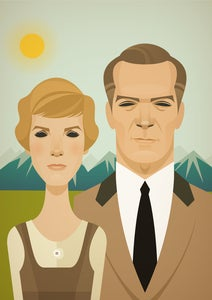 Image of Mr & Mrs von Trapp