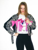 Image of Soda Pop Original Pink Rocker Perfecto Jacket