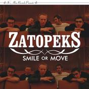 "Image of The Zatopeks - Smile Or Move 7"" (Gold Vinyl) /500"