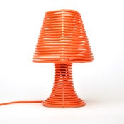 Image of Coil Lamp Handmade