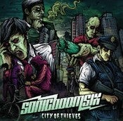Image of City of Thieves - CD Album (2011 Version w Bonus Tracks)