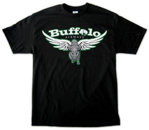 Image of Flying Buffalo Tee