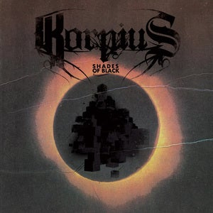 "Image of KORPIUS - Shades Of Black (MMR004) 2011 ""Sizzling Summer Blow-Out Sale!"""