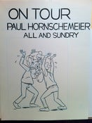 Image of Original Art: All and Sundry Tour Poster