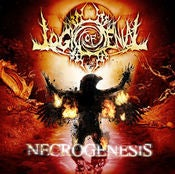 Image of NECROGENESIS - CD (SOLD OUT)