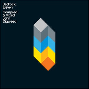 Image of Bedrock 11 3xCD Mixed by John Digweed