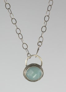 Image of Amazonite Nest Necklace