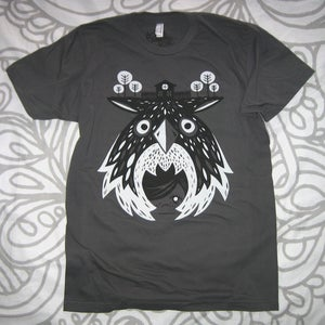 Image of Asphalt Owl T Shirt