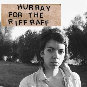 Image of HURRAY FOR THE RIFF RAFF (self titled)