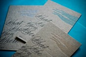 Image of Chipboard Invites